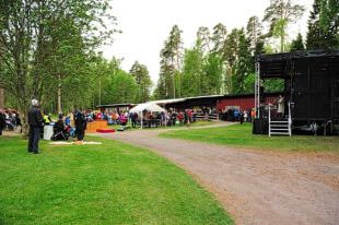 Musik vid Långsjön