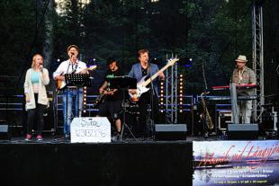 Musik vid Långsjöns eget husband